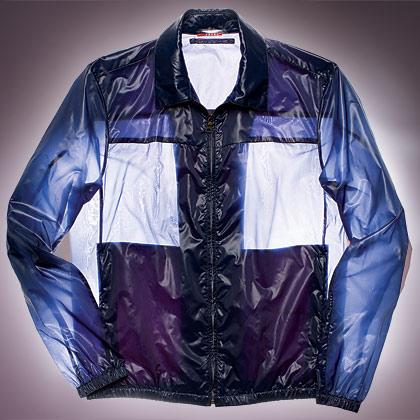 Prada Windbreaker: $555