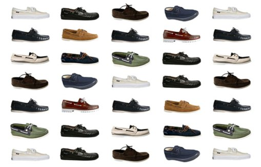 Complex Magazine's Top 10 Boat Shoes