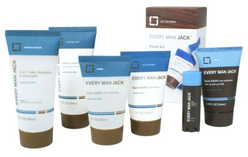 Every Man Jack Travel Kit