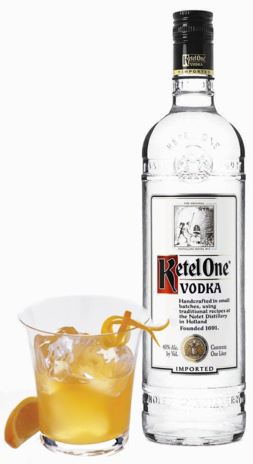 The Harvey Wallbanger Cocktail feat. Ketel One Vodka